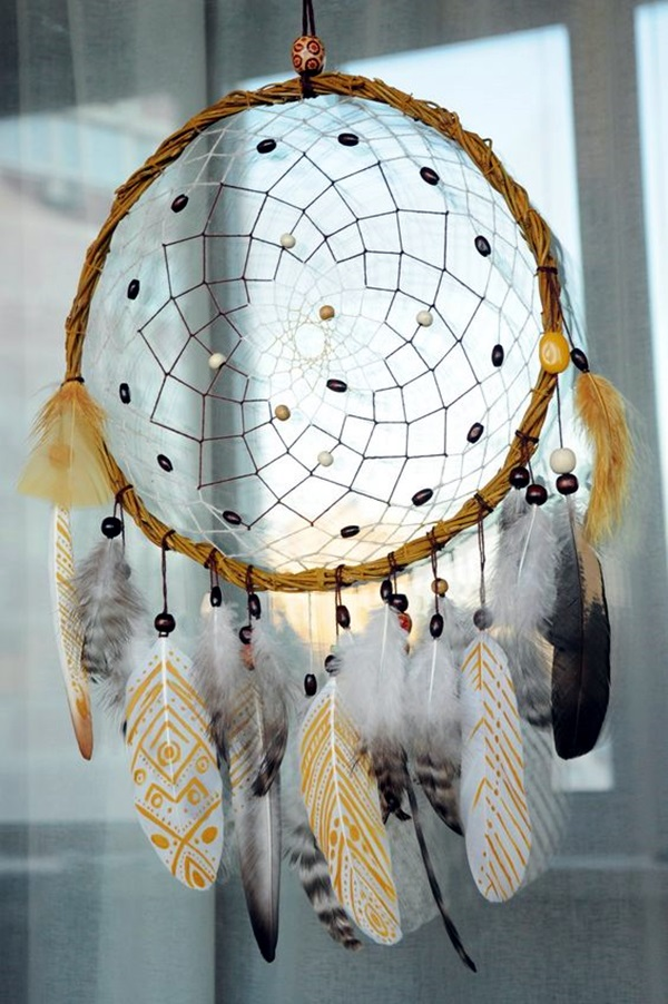 DIY Beautiful and Unique Dream Catcher Ideas (7)
