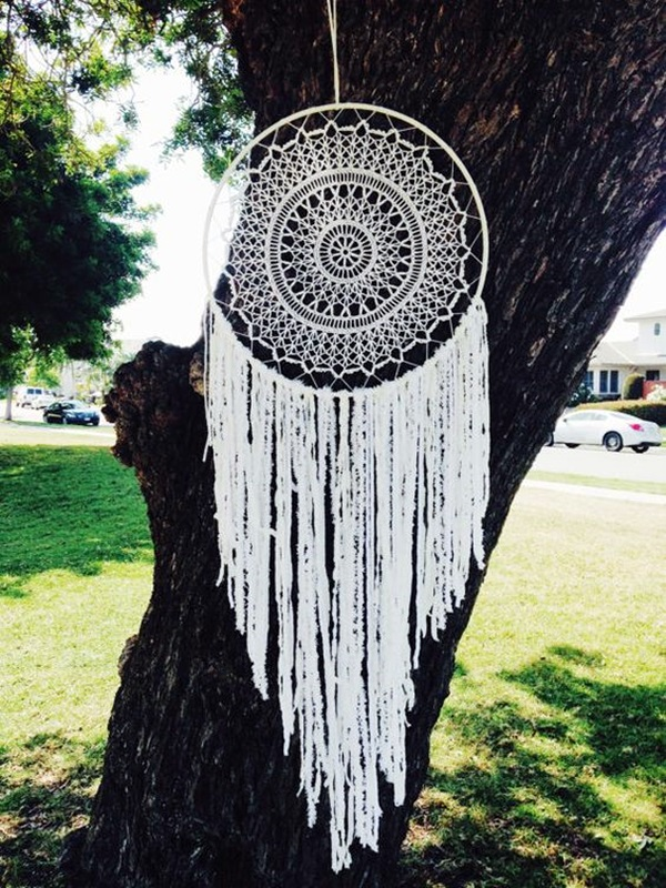DIY Dream Catcher Ideas For Decoraion (15)