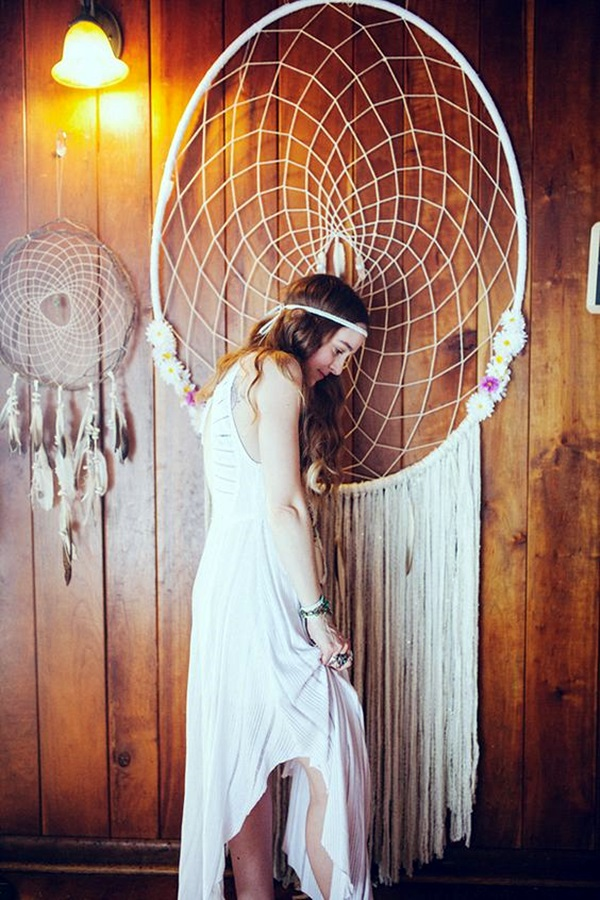 DIY Dream Catcher Ideas For Decoraion (19)