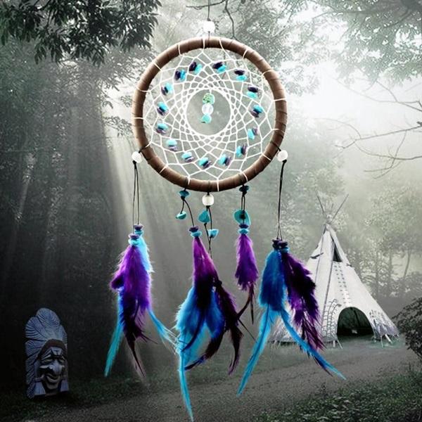 DIY Dream Catcher Ideas For Decoraion (23)