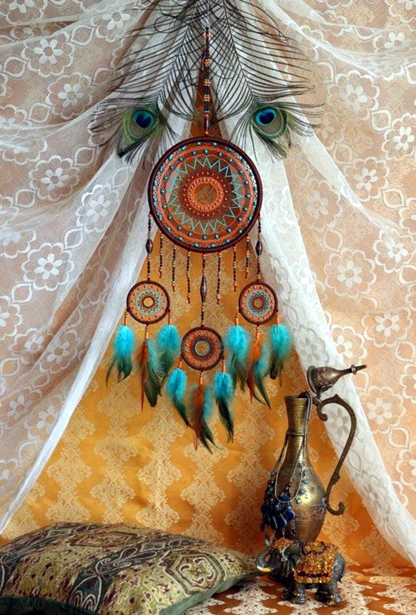 DIY Dream Catcher Ideas For Decoraion (7)