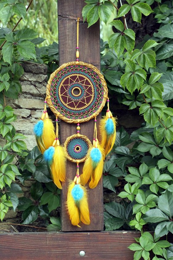 DIY Dream Catcher Ideas For Decoraion (8)