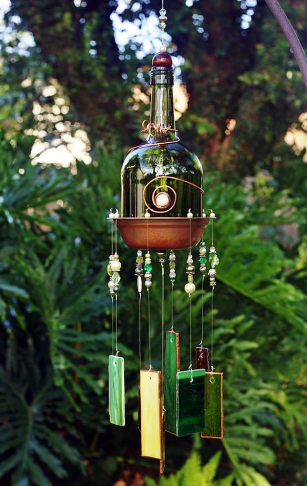 DIY Wind Chime Ideas to Try This Summer (23)