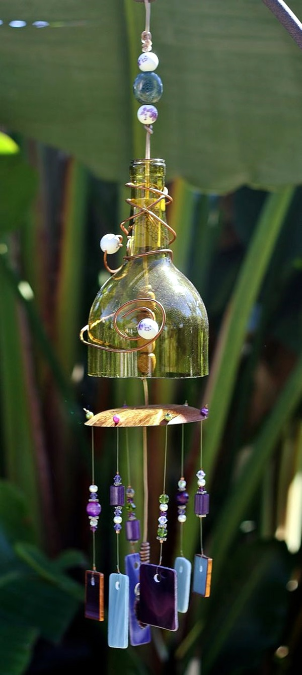 Diy Wind Chimes 40 Diy Wind Chime Ideas To Try This Summer Bored Art