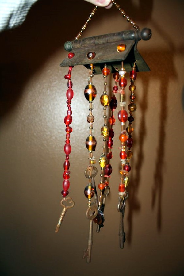 DIY Wind Chime Ideas to Try This Summer (42)
