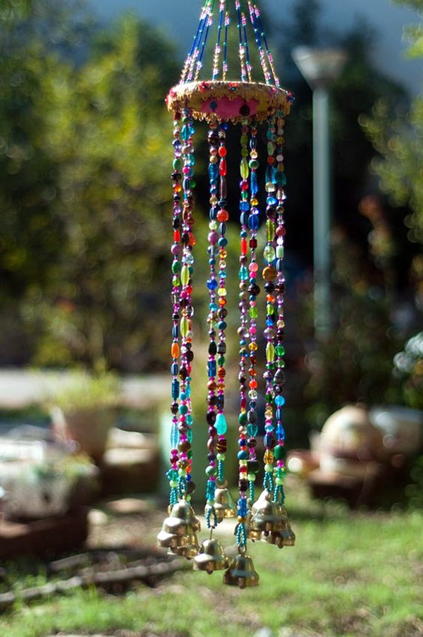 DIY Wind Chime Ideas to Try This Summer (9)