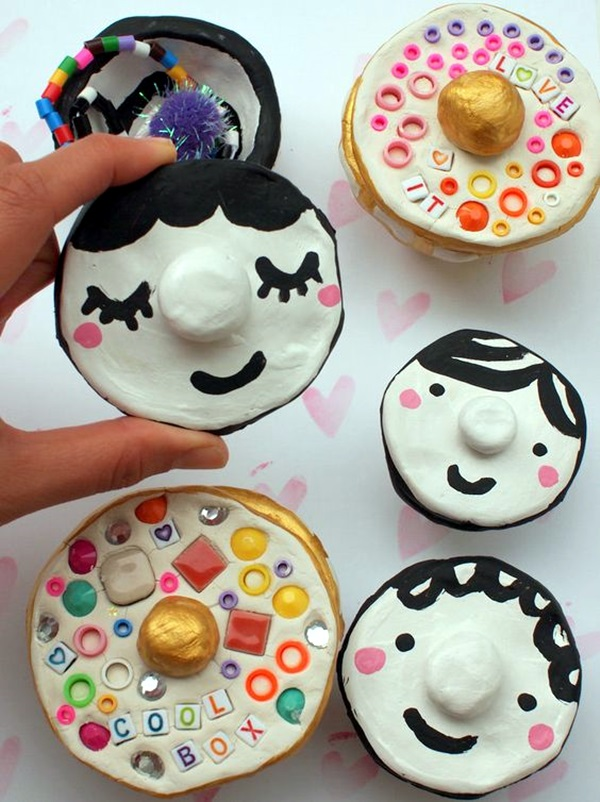 DIY pinch pots ideas to try Your Hands On (66)