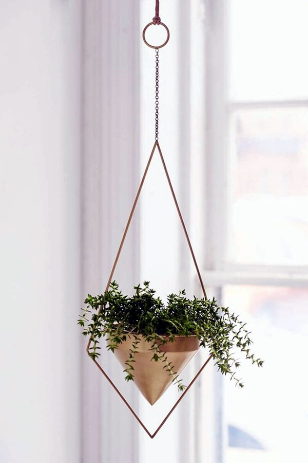 Elegant DIY Hanging Planter Ideas For Indoors (12)
