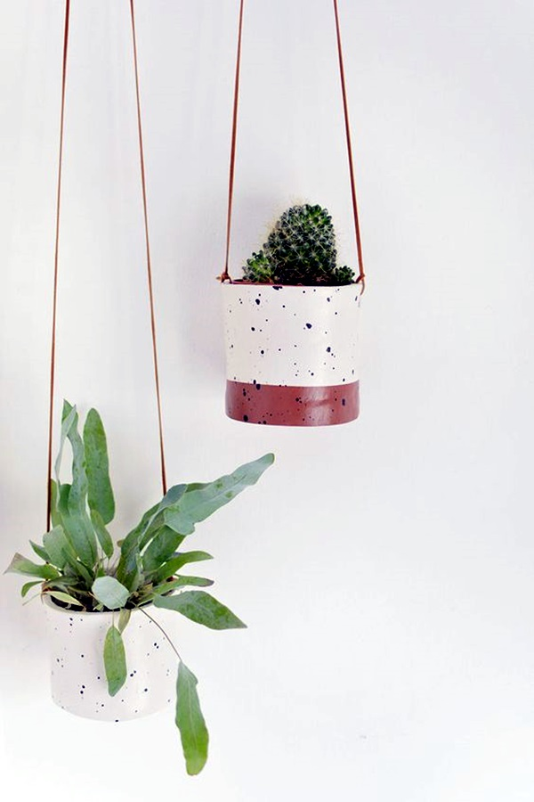 Elegant DIY Hanging Planter Ideas For Indoors (14)
