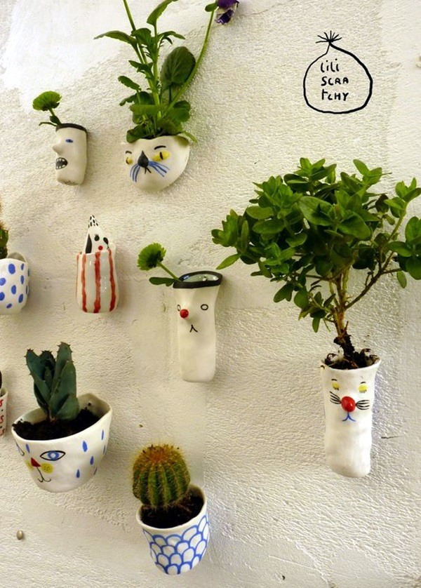 Elegant DIY Hanging Planter Ideas For Indoors (19)