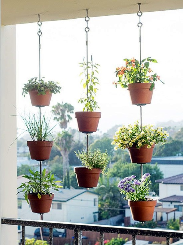 Elegant DIY Hanging Planter Ideas For Indoors (2) - 40 Elegant DIY Hanging Planter Ideas For Indoors - Bored Art