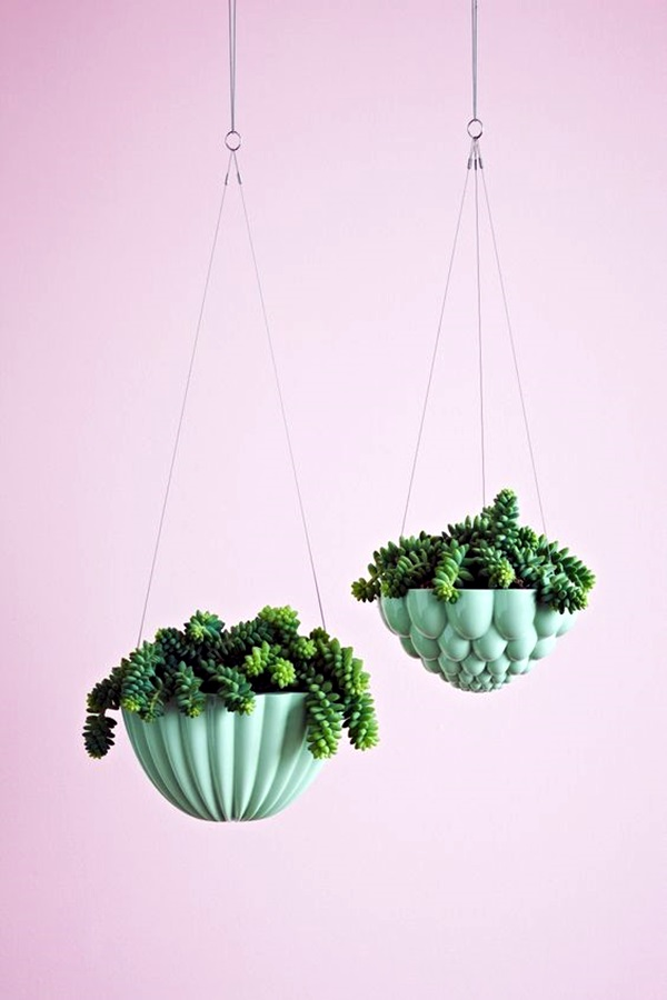 Elegant DIY Hanging Planter Ideas For Indoors (26)