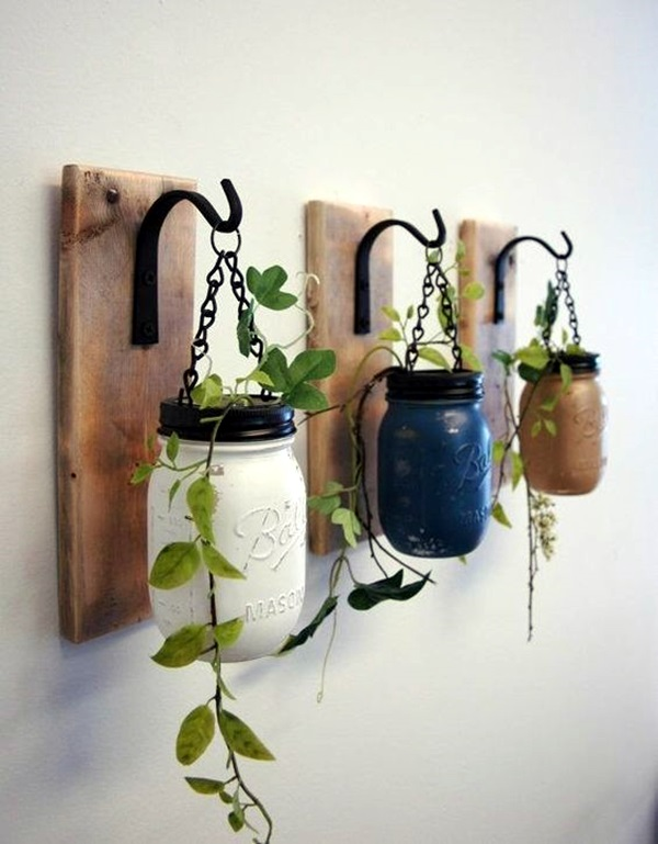 Elegant DIY Hanging Planter Ideas For Indoors (27)
