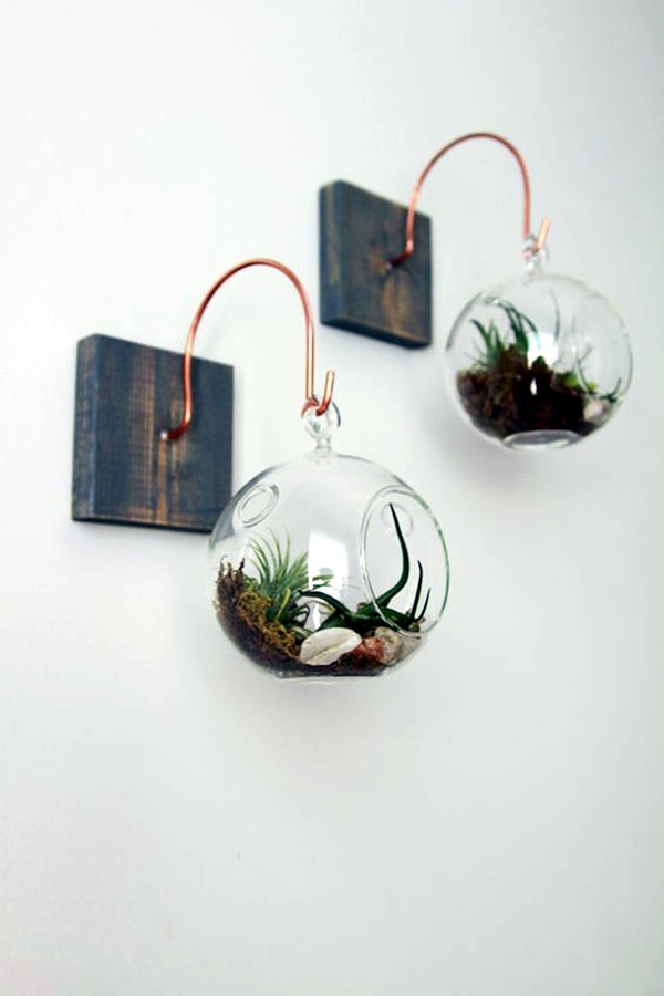 Elegant DIY Hanging Planter Ideas For Indoors (28)