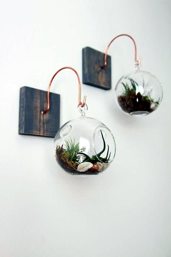 Elegant DIY Hanging Planter Ideas For Indoors (28)