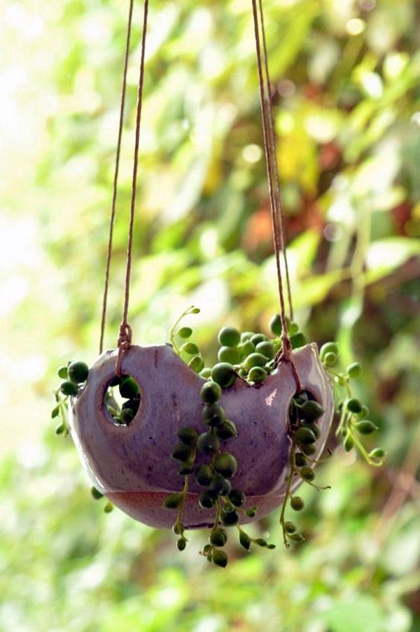 Elegant DIY Hanging Planter Ideas For Indoors (30)