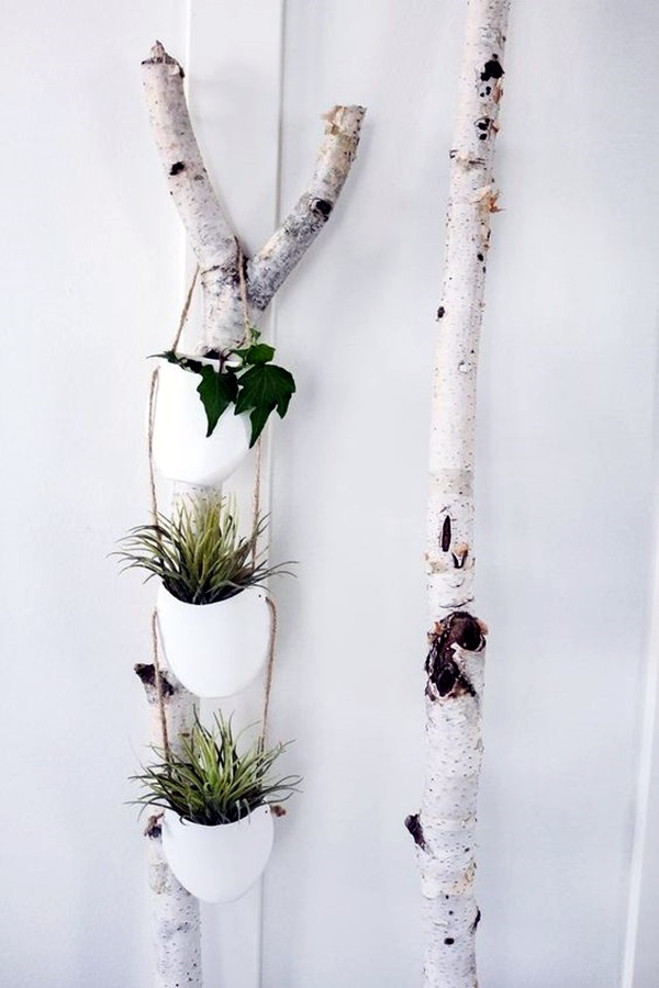 Elegant DIY Hanging Planter Ideas For Indoors (36)