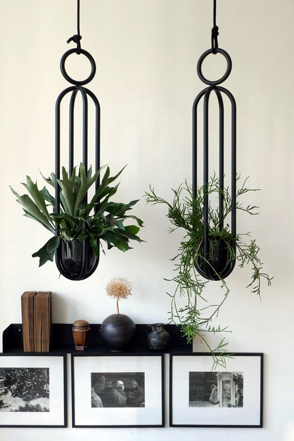 Elegant DIY Hanging Planter Ideas For Indoors (37)