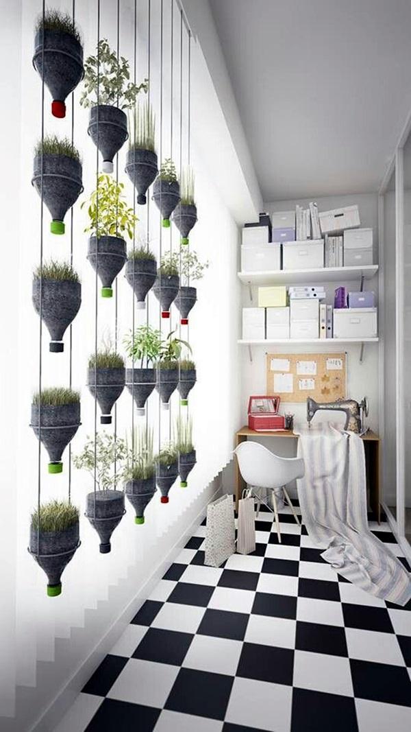 Elegant DIY Hanging Planter Ideas For Indoors (4)