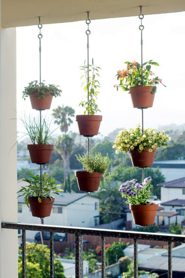 Elegant DIY Hanging Planter Ideas For Indoors (41)