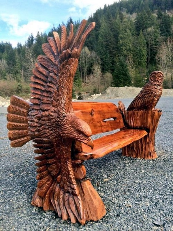 Exceptional Examples of Tree Carving Art (10)