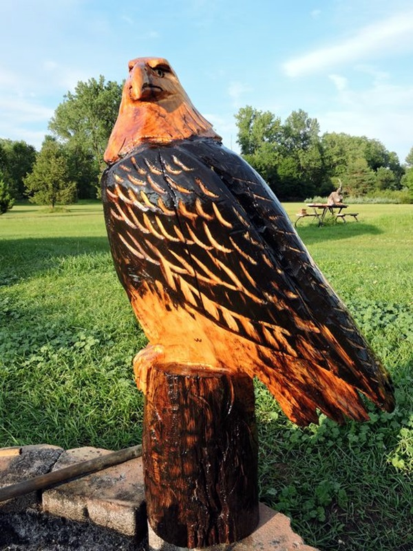 Exceptional Examples of Tree Carving Art (11)