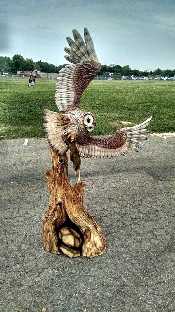 Exceptional Examples of Tree Carving Art (14)