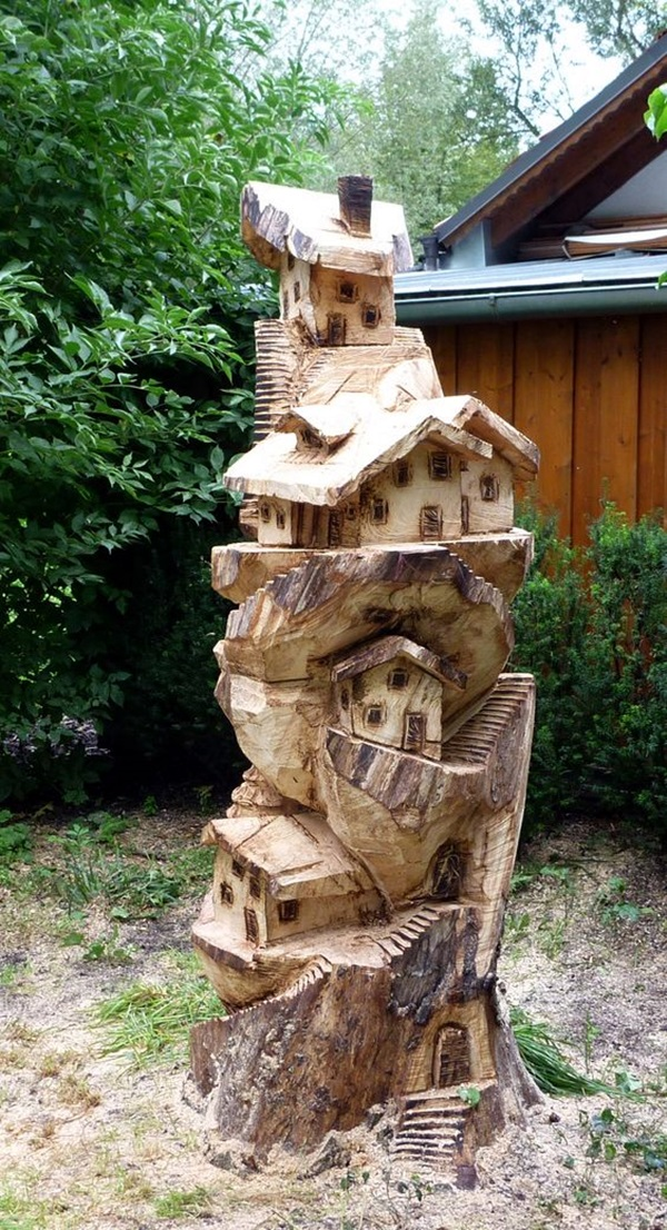 Exceptional Examples of Tree Carving Art (19)