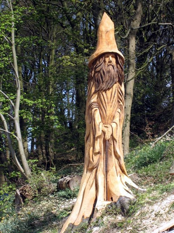 Exceptional Examples of Tree Carving Art (6)