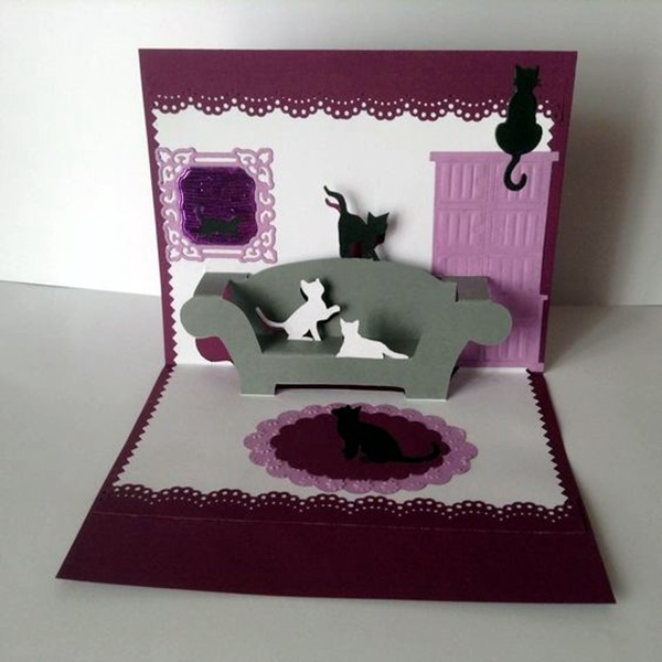 Extremely Creative Examples of Kirigami Art A Hobby to Addapt (10)