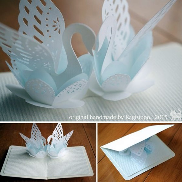 40 Extremely Creative Examples Of Kirigami Art A Hobby To