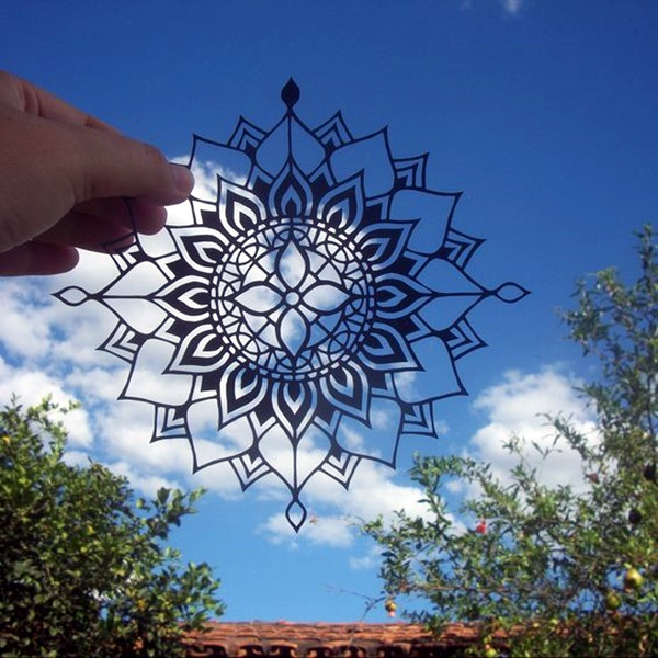 Extremely Creative Examples of Kirigami Art A Hobby to Addapt (20)