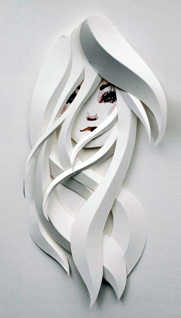 40 extremely creative examples of kirigami art  a hobby to adopt