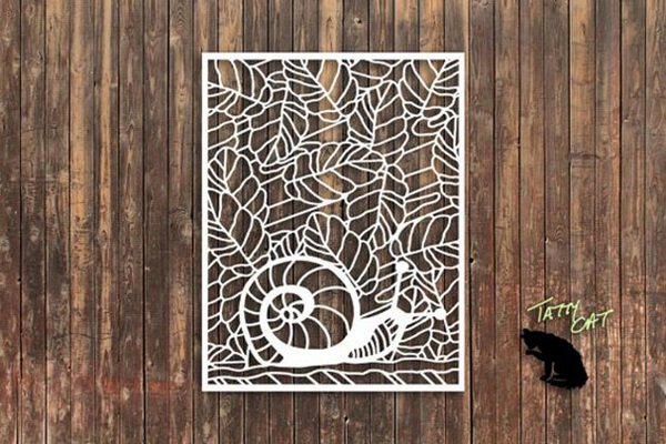 Extremely Creative Examples of Kirigami Art A Hobby to Addapt (6)
