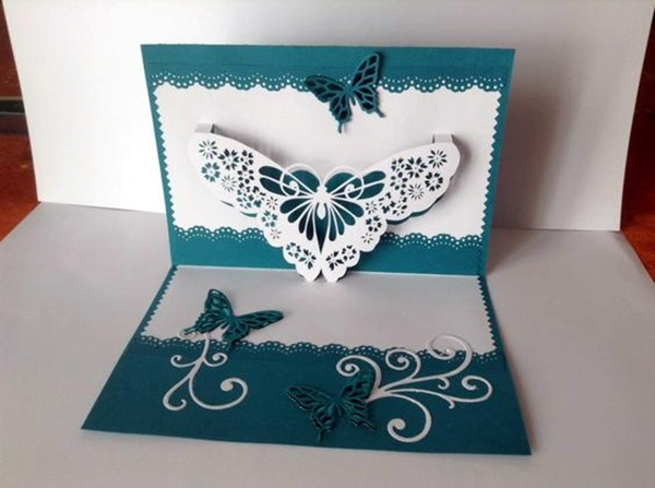 Extremely Creative Examples of Kirigami Art A Hobby to Addapt (9)