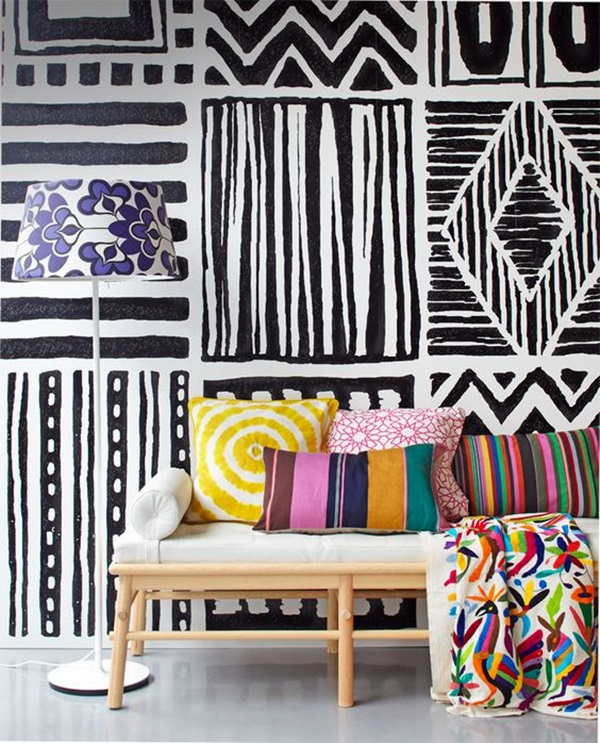 Personalized Tribal Wall Decor Ideas (11)