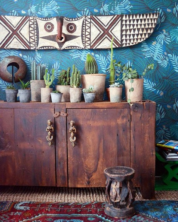 Personalized Tribal Wall Decor Ideas (16)