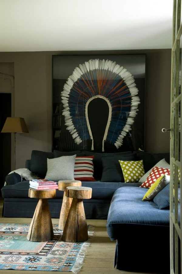 Personalized Tribal Wall Decor Ideas (2)