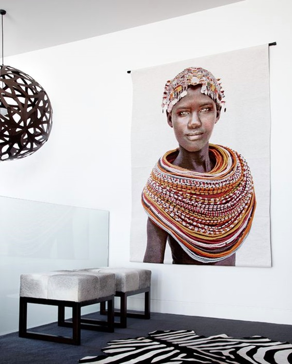 Personalized Tribal Wall Decor Ideas (21)