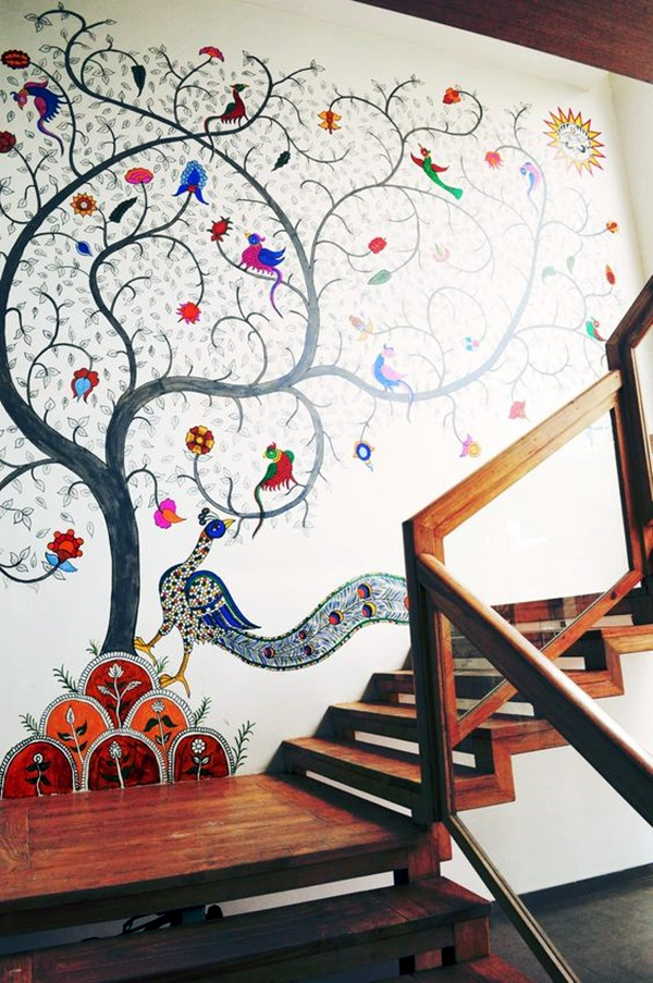 Personalized Tribal Wall Decor Ideas (23)