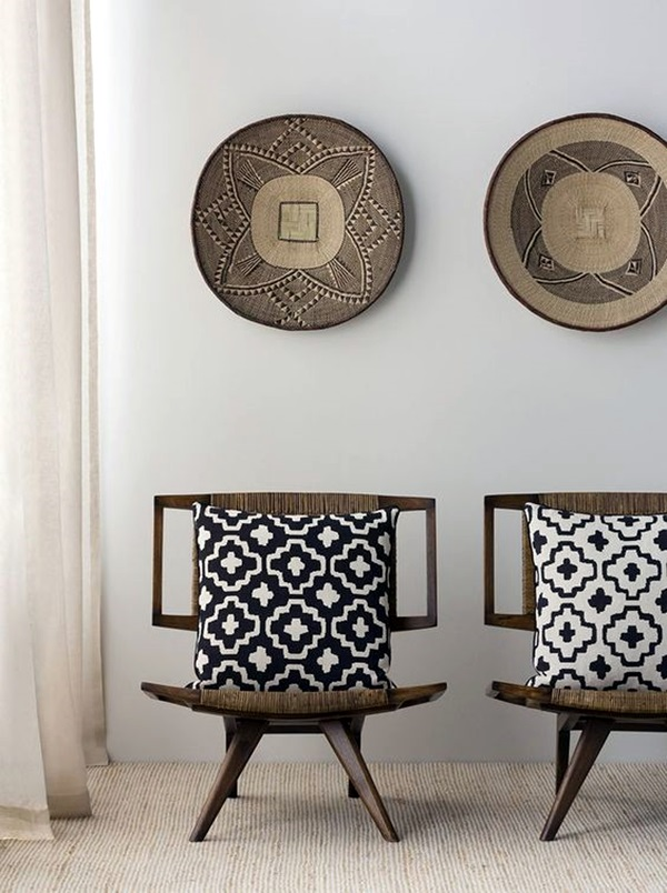 Personalized Tribal Wall Decor Ideas (27)