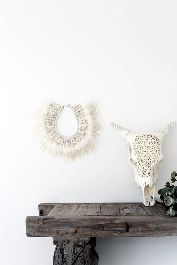 Personalized Tribal Wall Decor Ideas (30)