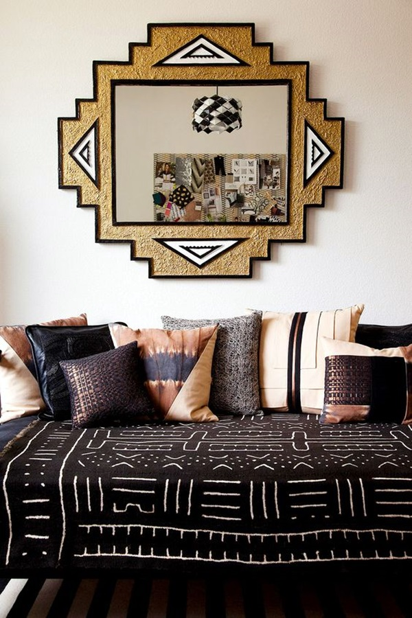 Personalized Tribal Wall Decor Ideas (34)