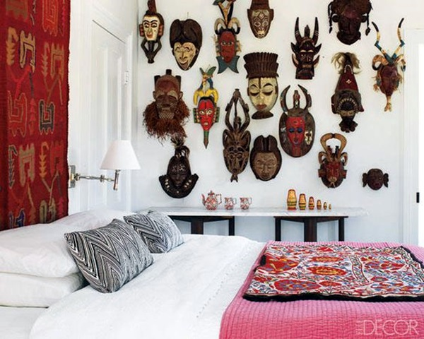 Personalized Tribal Wall Decor Ideas (37)