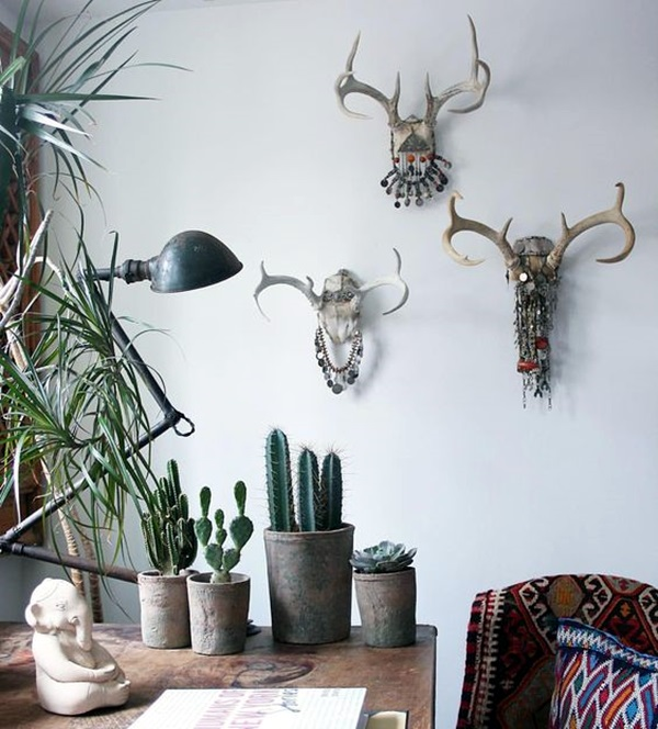 Personalized Tribal Wall Decor Ideas (5)