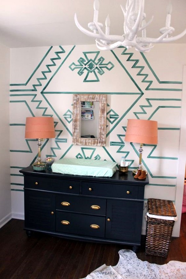 Personalized Tribal Wall Decor Ideas (6)