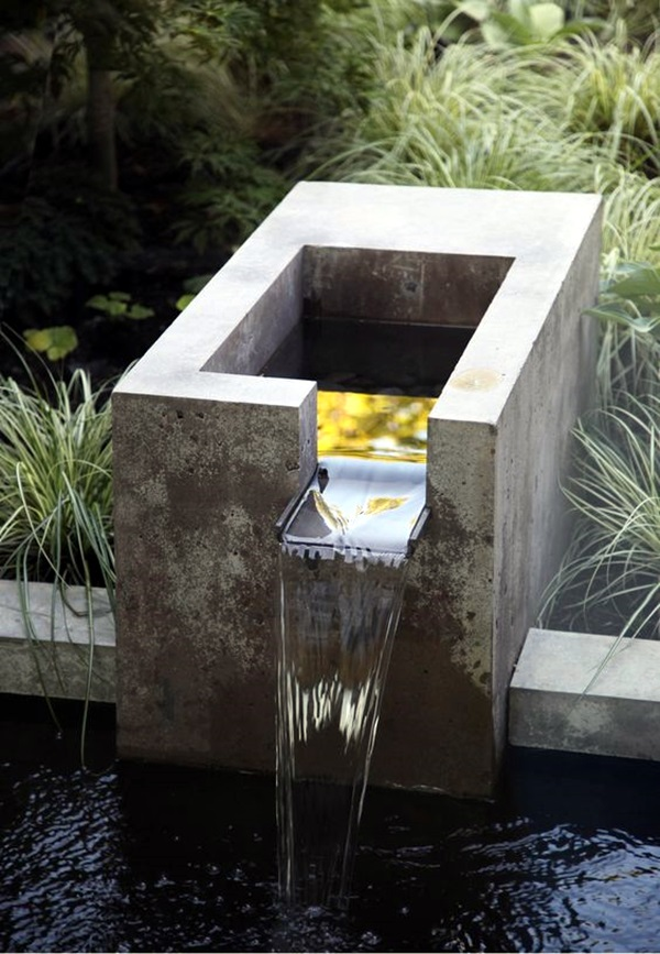 Relaxing Indoor Fountain Ideas (10)