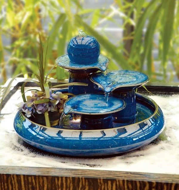Relaxing Indoor Fountain Ideas (24)
