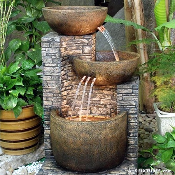 Relaxing Indoor Fountain Ideas (3)