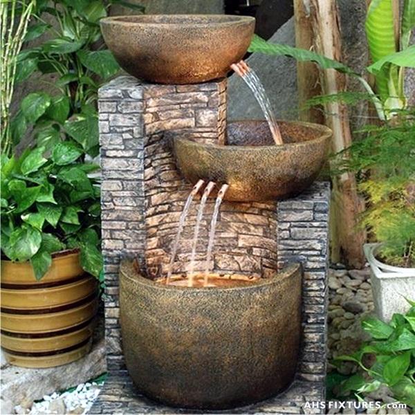 Relaxing Indoor Fountain Ideas (3)